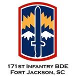 171st Infantry post