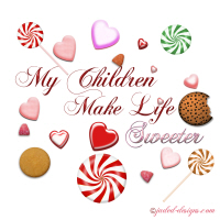 My children make life sweeter shirts and more