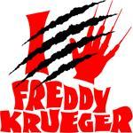 I Love Freddy Krueger Shirt