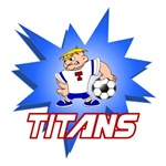 TITANS SOCCER TEAM T-SHIRTS AND GIFTS