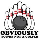 Not A Golfer