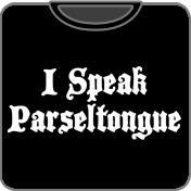 I Speak Parseltongue