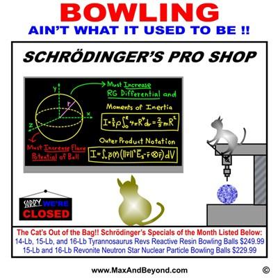 Schrödinger's Pro Shop (With Cats)
