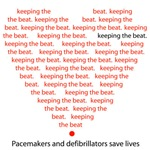Pacers/Defibs Keep the Beat