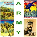 Army Recruiting Posters