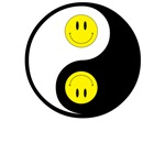 Yin Yang Smilies