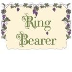 Ring Bearer Vineyard T-Shirts