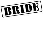 Bride Stamp T-Shirts