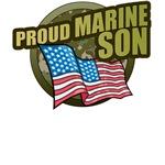 Marine Son T-Shirts
