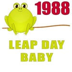 1988 Leap Year Baby T-Shirts