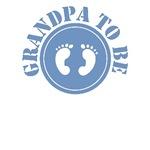 Grandpa to be (Blue) T-Shirts