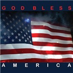 American Flag - Blue