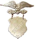 Storey County Sheriff