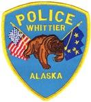 Whittier AK Police