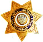 San Bernardino Count Sheriff