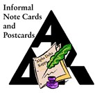 Informal Cards and Postcards