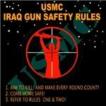 MARINE CORPS GUN SAFETY