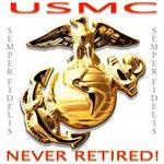 Marine's, Never Retired