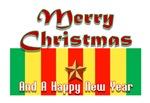 Vietnam Vet Christmas Card