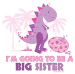 Sister To Be Dinosaur