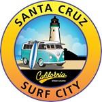 Santa Cruz Surf City Surfer Van