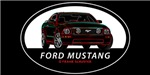 2007 Mustang Oval Glow Reverse