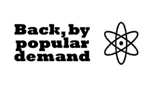Atomic Energy-Back by popular demand