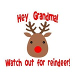 Watch Out for Reindeer