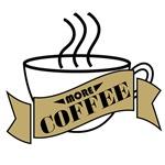 More Coffee