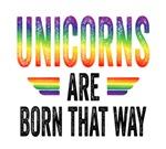 Unicorns Are Born That Way