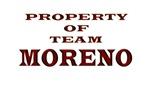 Property of team Moreno