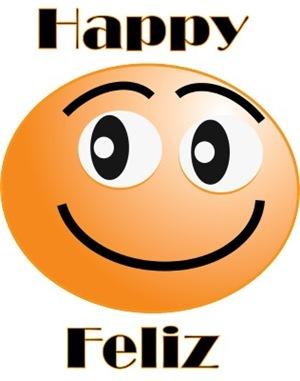 Happy / Feliz