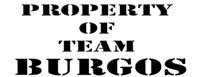 Property of team Burgos