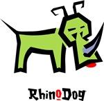 Green Rhino Dog