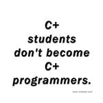 C+ Students...