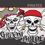 Pirate Themed Wedding