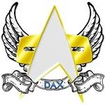 Star Trek Dax Tattoo