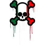 Italian Punk Skull