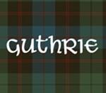 Guthrie Tartan