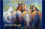 Horse Hugs 2013 Art Calendar