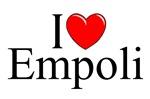 I Love (Heart) Empoli, Italy