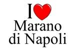 I Love (Heart) Marano di Napoli, Italy