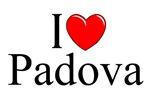 I Love (Heart) Padova, Italy