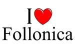 I Love (Heart) Follonica, Italy