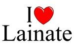 I Love (Heart) Lainate, Italy