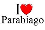 I Love (Heart) Parabiago, Italy