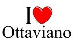 I Love (Heart) Ottaviano, Italy