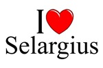 I Love (Heart) Selargius, Italy