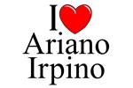 I Love (Heart) Ariano Irpino, Italy