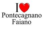 I Love (Heart) Pontecagnano Faiano, Italy